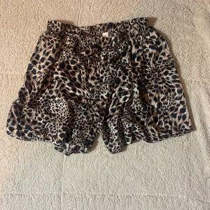 Victoria's Secret 100% silk sleep shorts